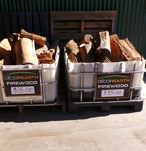 firewood supply hobart